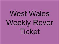 West Wales Weekly Rover Ticket