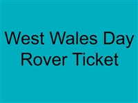 West Wales Day Rover Ticket