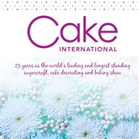Birmingham NEC Cake International/Creative Crafts