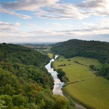 Abergavenny, Symonds Yat & Wye Valley Cruise