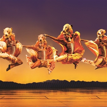 The Lion King Musical in Cardiff