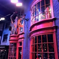 Harry Potter Studio Tour & Royal Windsor