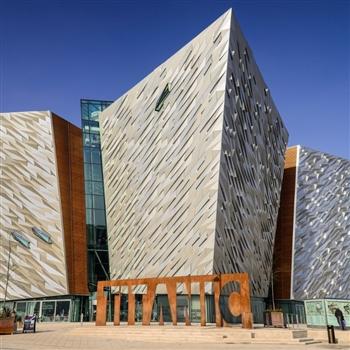 Titanic Belfast & Giant's Causeway
