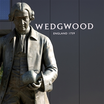 World Of Wedgwood, Stoke-On-Trent inc Cream Tea